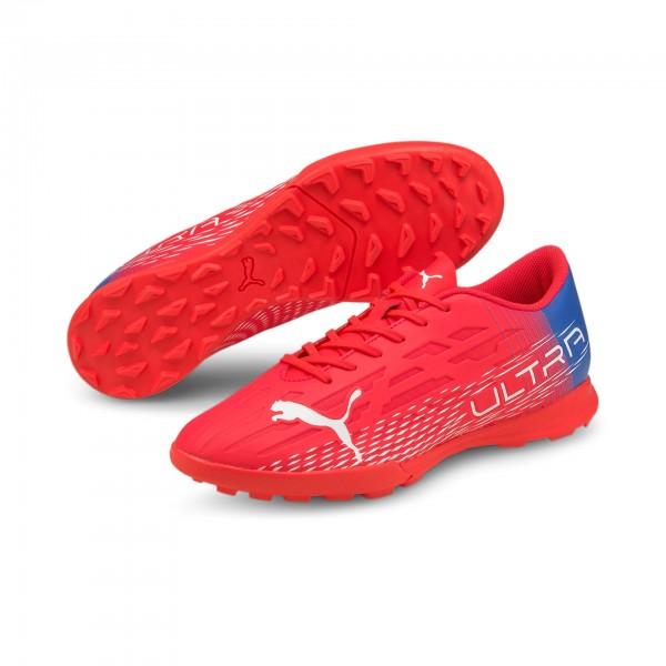 Puma Ultra 4.3 TT Herren Fußballschuhe 106536 (Rot 01)