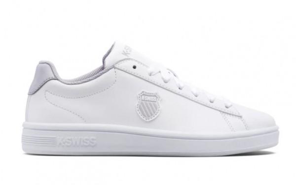 K-Swiss Court Shield Damen Sneaker 96599 (Weiß 121)