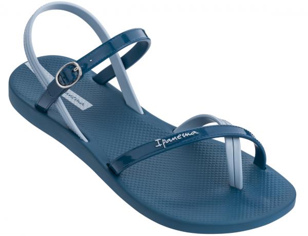 Ipanema Fashion Sand VII Fem Damen Sandale (Blau 8022)