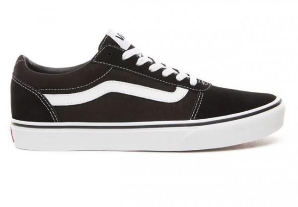Vans Ward Herren Sneaker VN0A36EMC4R (Schwarz)