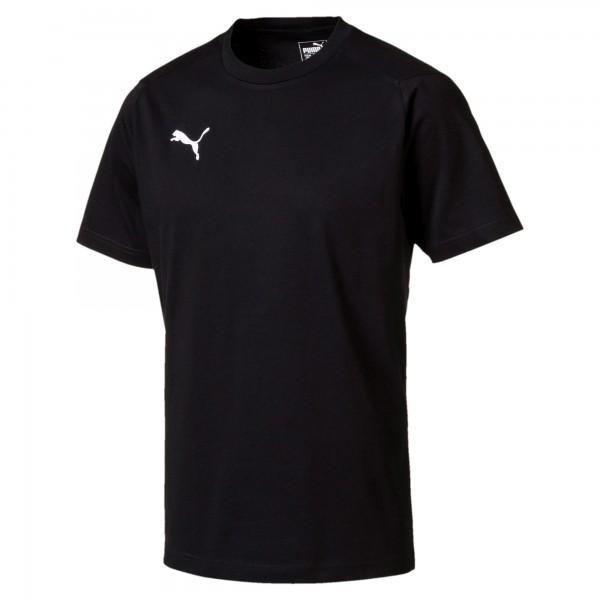 Puma LIGA Casuals Tee Herren T-Shirt 655311 (Schwarz 03)