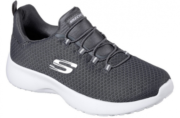 Skechers Dynamight Damen Sneaker 12119 (Grau-CHAR)