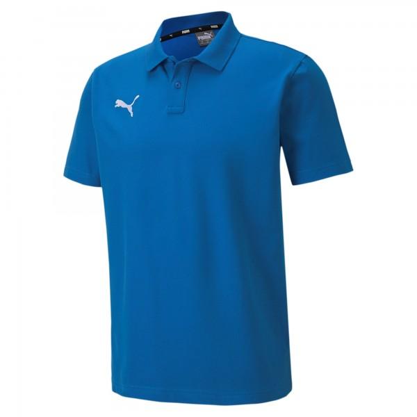 Puma TeamGOAL 23 Casuals Herren Poloshirt 656579 (Blau 02)