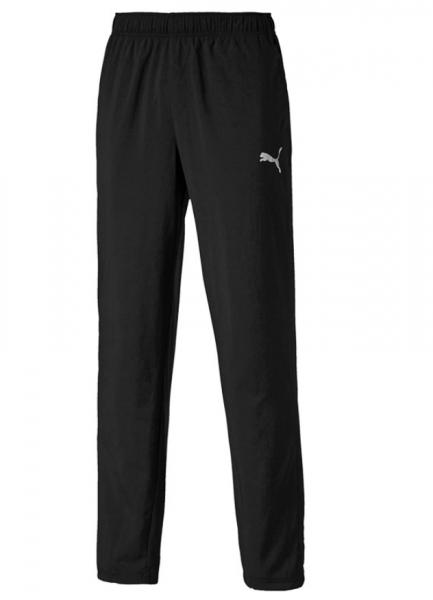Puma Active Woven Pants op SRL Herren Jogginghose 855512 (Schwarz 01)