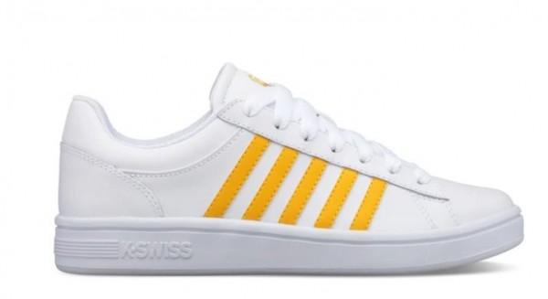 K-Swiss Court Winston Damen Sneaker 96154 (Weiß 119)