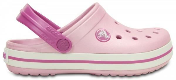 Crocs Crocband Kinder (Ballerina Pink/Wild Orchid)