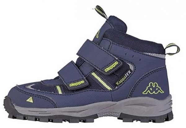 Kappa Action Tex Kinder Stiefel 260008K (Blau 6733)