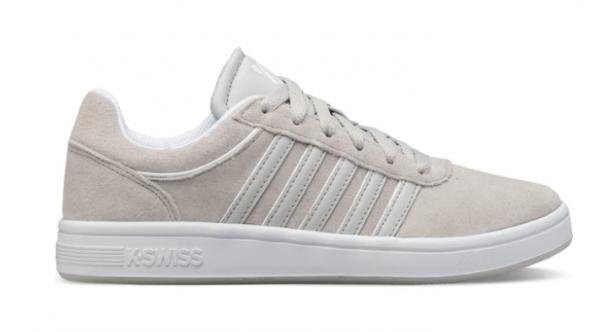 K-Swiss Court Cheswick SP SDE Damen Sneaker 96595 (Grau 469)