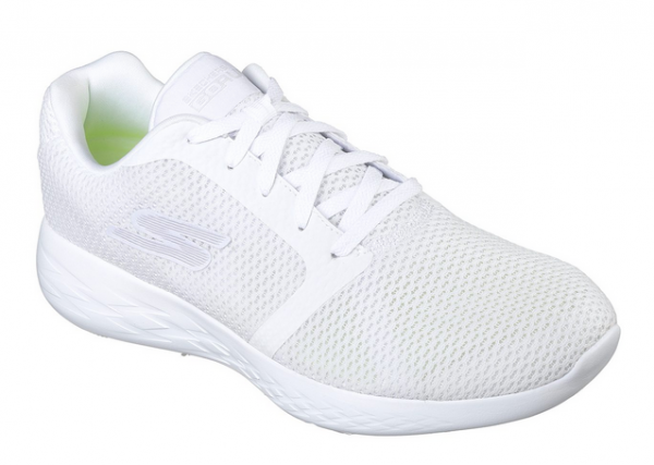 Skechers GOrun 600 – Refine Herren Sneaker (Weiß-WHT)