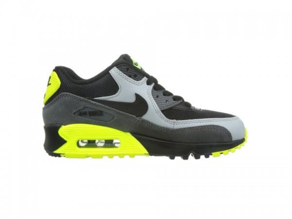 Nike Air Max 90 FB Mesh GS Kinder Sneaker (Schwarz 002)