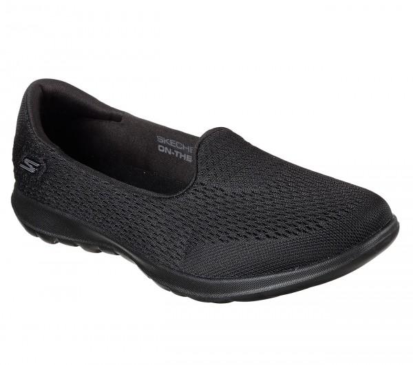 Skechers GoWalk Lite - Shanti Damen Sneaker 15410 (Schwarz-BBK)