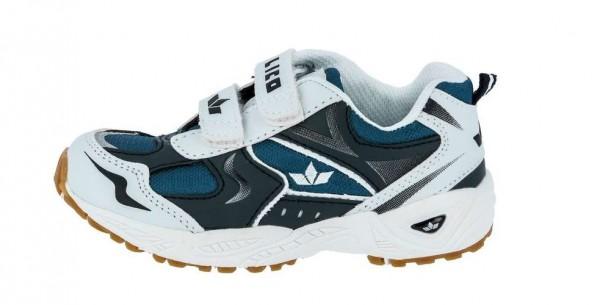 Lico Bob V Kinder Sneaker 360218 (Weiß 6018)
