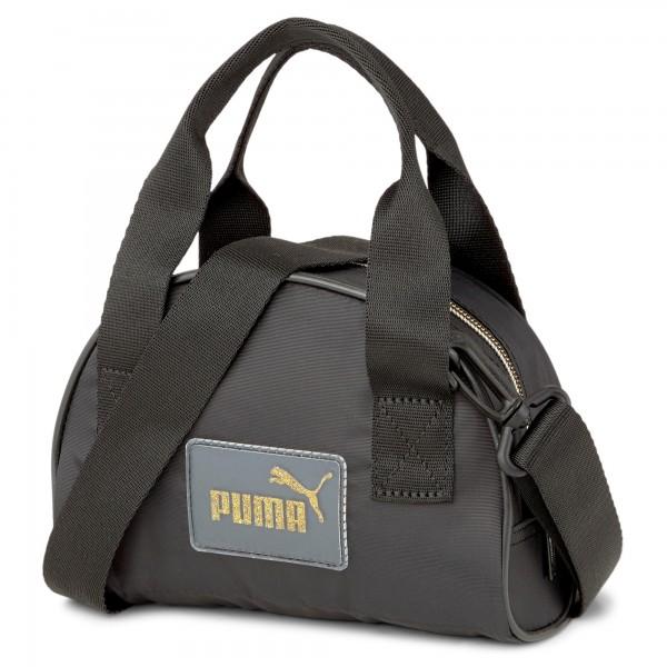 Puma Core Pop Mini Grip Handtasche 077929 (Schwarz 01)