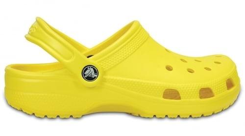 Crocs Classic Clogs (Lemon)