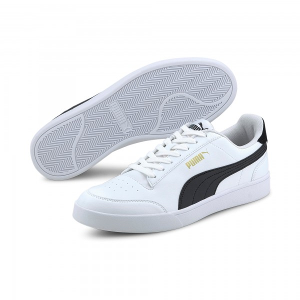 Puma Shuffle Herren Sneaker 309668 (Weiß 03)