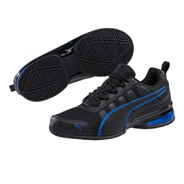 Puma Leader VT Mesh 365292 (Black-Turkish Sea 04)