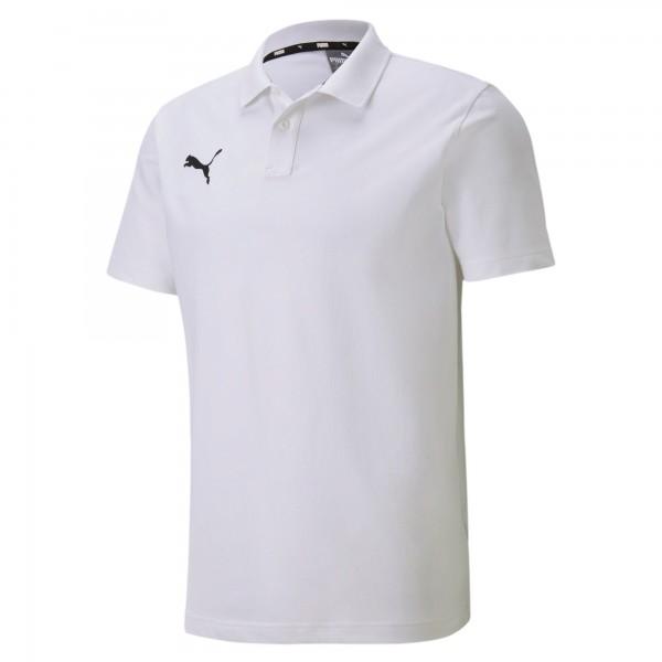 Puma TeamGOAL 23 Casuals Herren Poloshirt 656579 (Weiß 04)