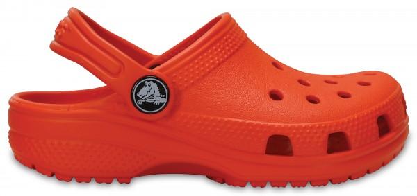 Crocs Classic Clog Kids (Tangerine)