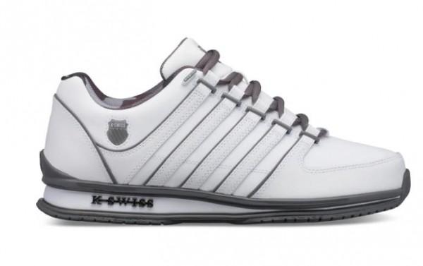 K-Swiss Rinzler Herren Sneaker 01235 (Weiß 130)