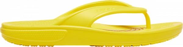 Crocs Classic Flip Zehentrenner (Lemon)