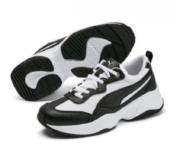 Puma Cilia Damen Sneaker 369778 (Schwarz-03)