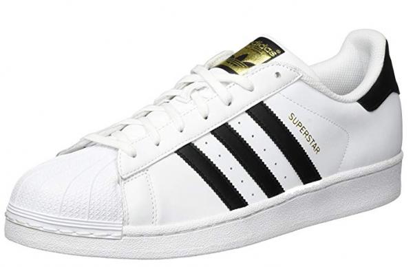 Adidas Superstar Herren Sneaker C77124 (Weiss)