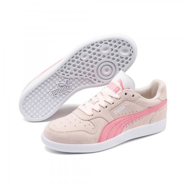 Puma Icra Trainer SD Jr Kinder Sneaker 358885 (Rosa 33)