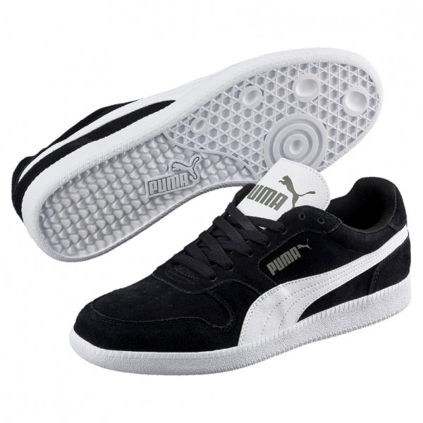 Puma Icra Trainer SD (black white 16)