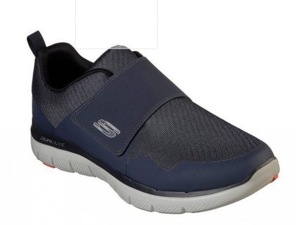 Skechers FLEX ADVANTAGE 2.0 GURN Herren Sneaker (Blau-DKNV)