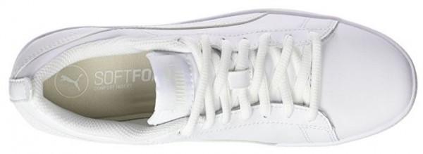 Puma Smash Wns V2 L Damen Sneaker 365208 (Weiß 04)