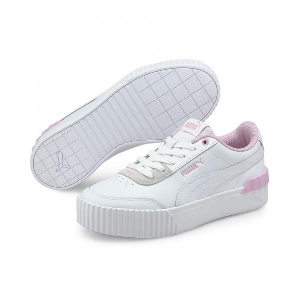 Puma Carina Lift Damen Sneaker 373031 (Weiß 10)