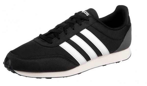Adidas V Racer 2.0 Herren Sneaker BC0106 (Schwarz)