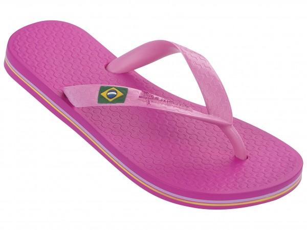 Ipanema Classic Brasil II Kinder Zehentrenner (Pink 8553)
