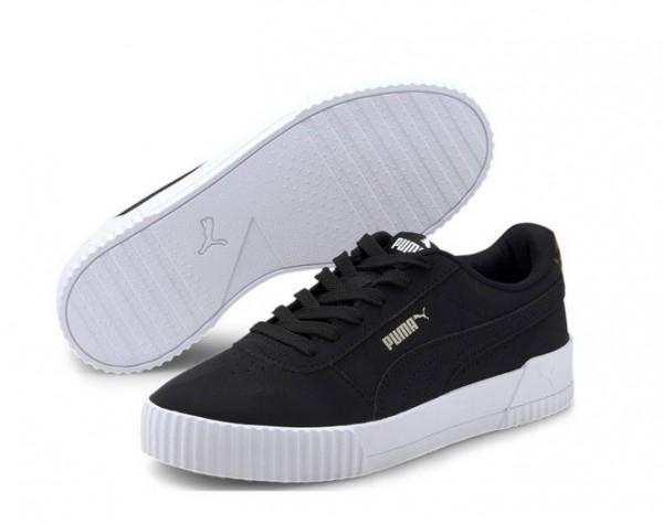 Puma Carina Leo Damen Sneaker 373228 (Schwarz 01)