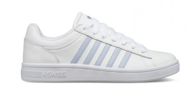 K-Swiss Court Winston Damen Sneaker 96154 (Weiß 123)