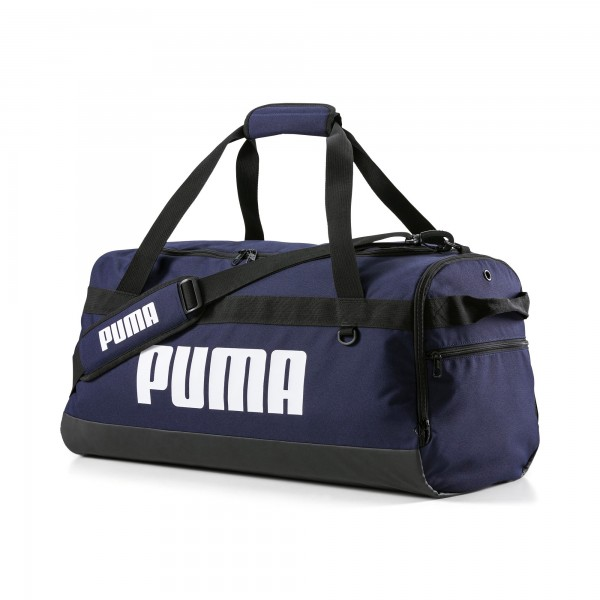 Puma Challenger Duffel Bag M Sporttasche 076621 (Blau 02)