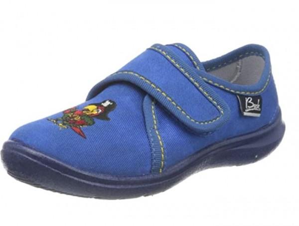 Beck Kinder Hausschuhe 3032 (Pirat/blau)