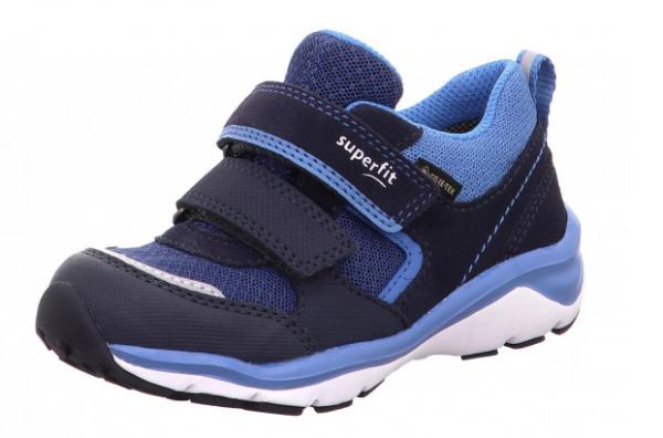 Superfit Sport5 Kinder Sneaker 6-09238 (Blau 80)