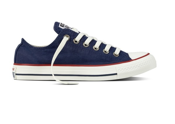 Converse Chucks Taylor All Star Ox Damen Sneaker 157639c (navy)