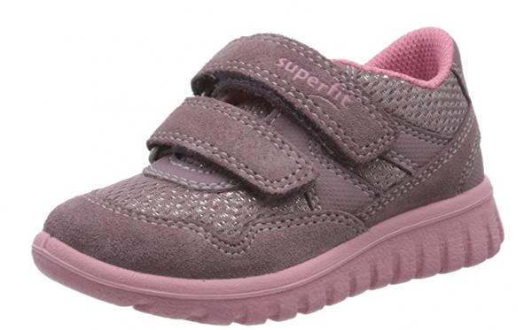 Superfit Sport7 Mini Kinder Sneaker 6-09191 (Lila 90)