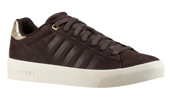 K-Swiss Court Frasco Damen Sneaker 95453 (Braun 266)