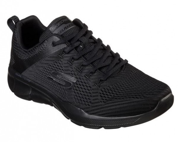 Skechers Relaxed Fit: Equalizer 3.0 Sneaker (Schwarz-BBK)