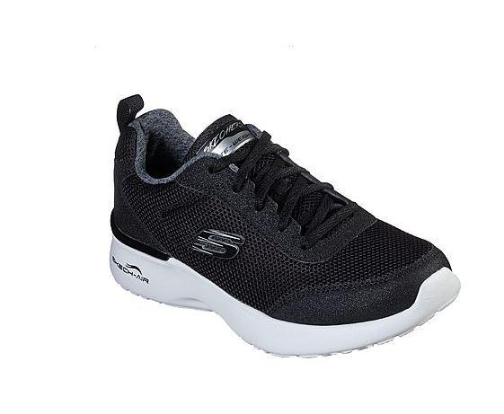 Skechers Skech-Air Dynamight - Fast Brake Damen Sneaker 12947 (Schwarz-BKW)