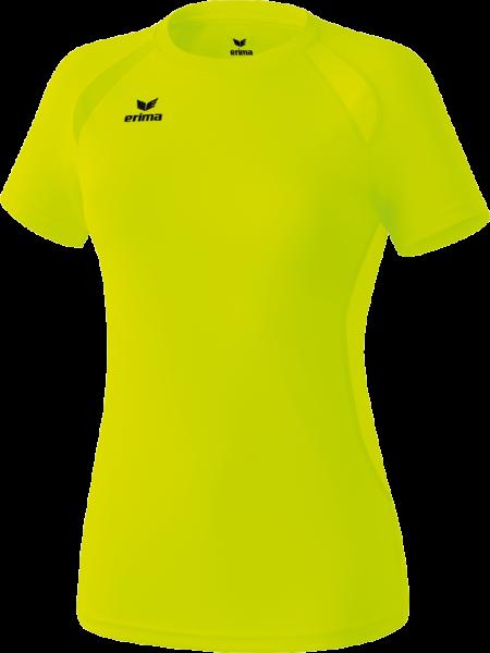 Erima Performance Damen T-Shirt 8080716 (Gelb)