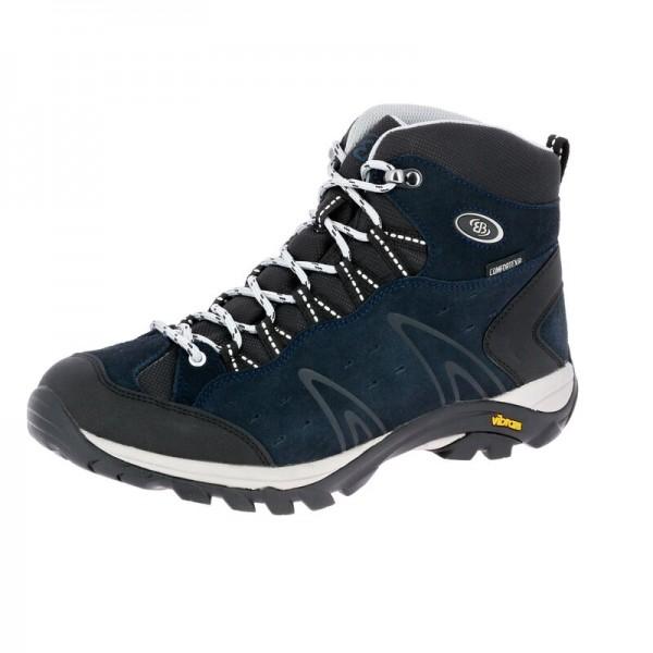 Brütting Mount Bona High Herren Schuhe 221086 (Blau)