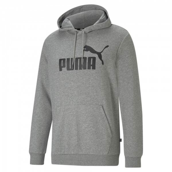 Puma ESS Big Logo TR Herren Hoodie 586688 (Grau 03)