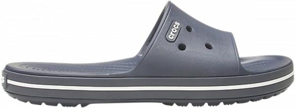 Crocs Crocband III Slide Sandale (Navy/White)