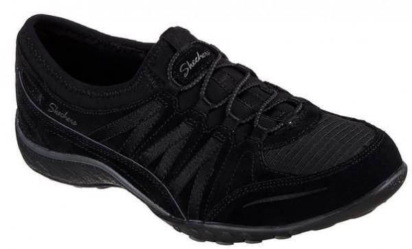 Skechers Relaxed Fit Breathe Easy Moneybags Sneaker  BLK VOjog