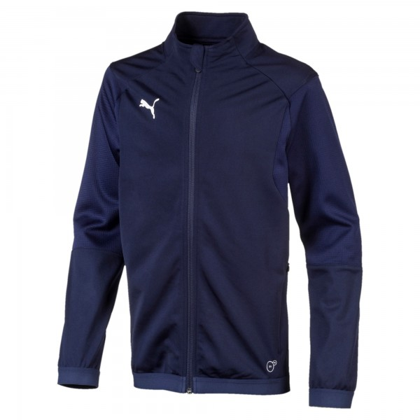 Puma LIGA Training Jr Kinder Trainingsjacke 655688 (Blau 06)