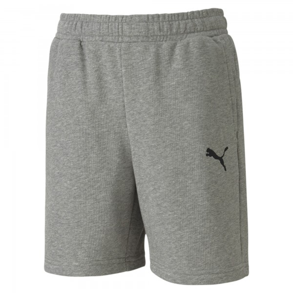 Puma TeamGOAL 23 Casuals Jr Kinder Shorts 656712 (Grau 33)